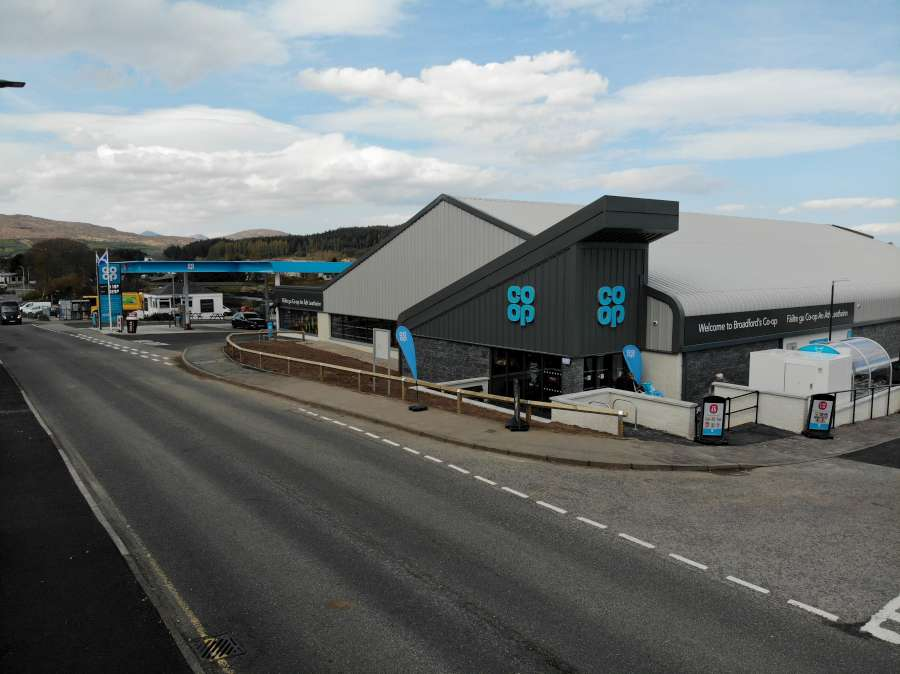 Co-op, Broadford